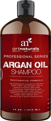 Art Naturals Organic Argan Oil Shampoo