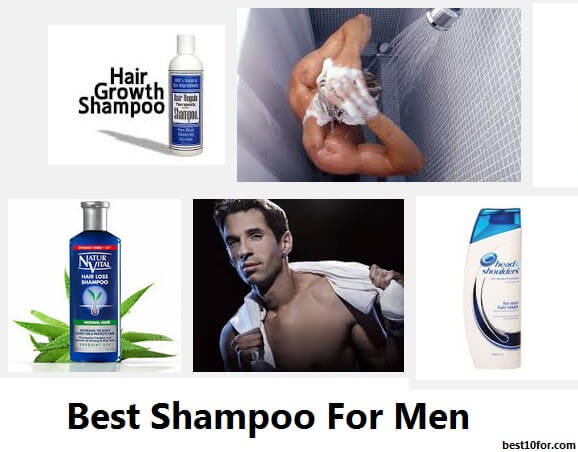 best shampoo for men in 2016