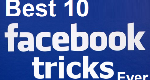best facebook tricks