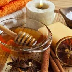 hair treatment with honey