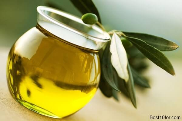 olive oil hair care treatment