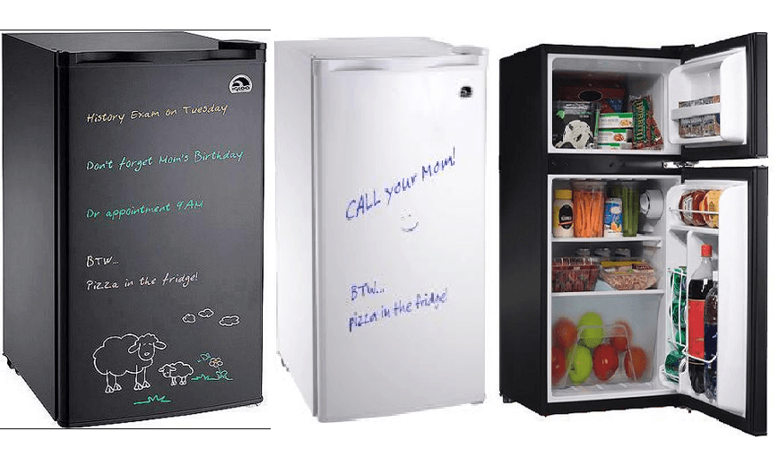 best fridge igloo eraser board fridge