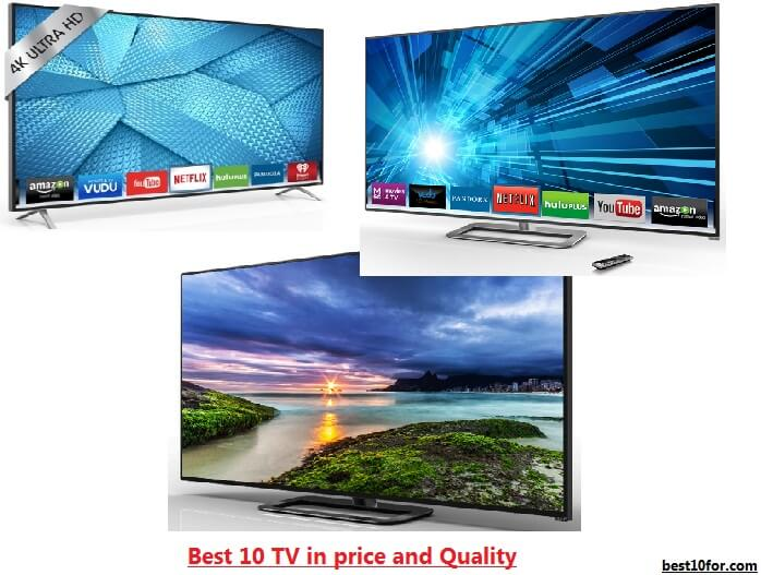 fb470dac8 10 Best TV in price and Quality -Mar. 2018 Top Rated 2019 List ...