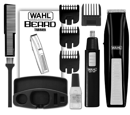 Wahl cheap electric shaver 5537-1801 pack