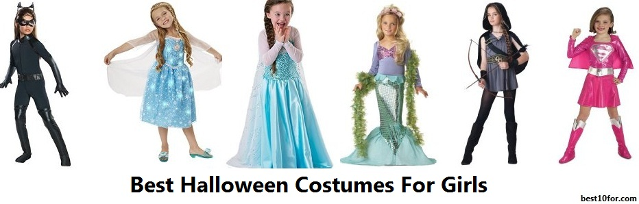 Best 2017 Halloween Costumes For Kids Boys VS Girls - Best10lists