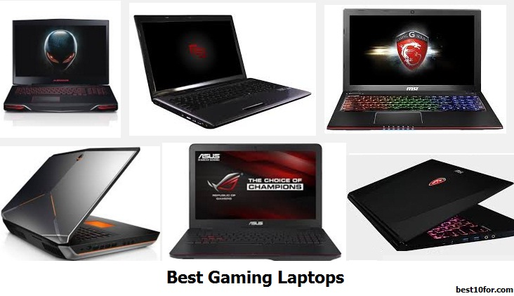 best gaming laptops 2016 2017