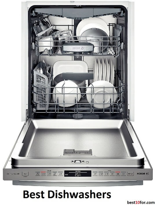Best Rated Dishwasher 2019 10 Best Dishwashers in 2019  Top Rated Dishwashers | Best10lists