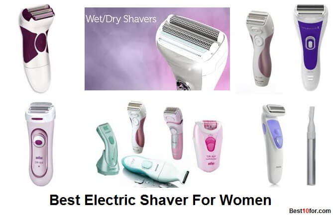 best electric shavers for legs
