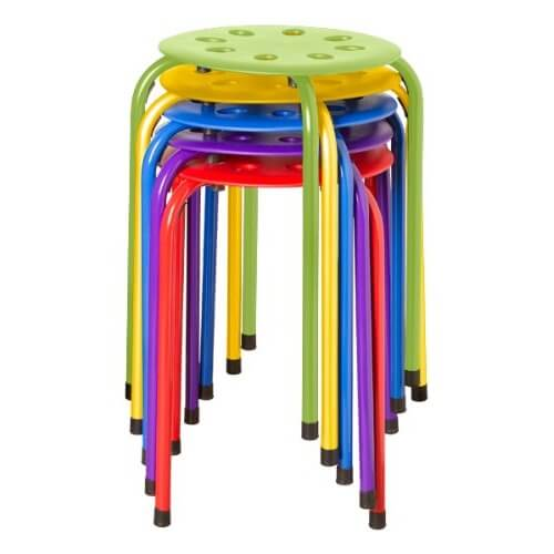 10 Best Cheap Plastic Stool Chairs With No Back Review Norwood Commercial  Furniture NOR 1101AC