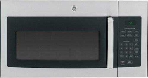 Best Microwave Ovens Defrosting heating -Review 2016 GE Microwave Oven Stainless Steel JVM3160RFSS 30 Over-the-Range