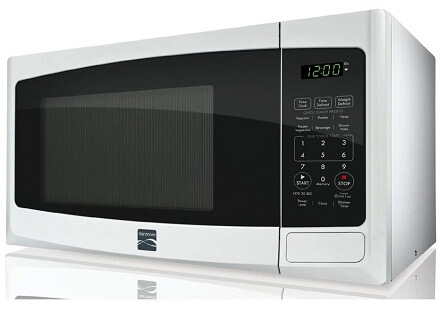 Best Microwave Ovens Defrosting heating -Review 2016 Kenmore Countertop Microwave 0.9 cu. ft. White 73092