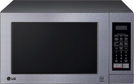 Best Microwave Ovens Defrosting heating -Review 2016 LG Compact Microwave LCS0712ST - 0.7 Cu. Ft. - Stainless-Steel