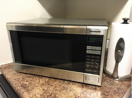 Microwave Ovens Defrosting heating -Review 2016 Panasonic Countertop ...