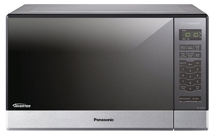 Best Microwave Ovens Defrosting Heating Review 2016panasonic Nn Sn686s Countertop