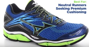 Mizuno Wave Enigma 6 review 2016 2017