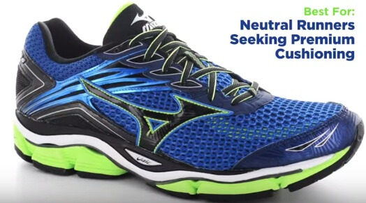 Mizuno Wave Enigma 6 -Review Men's running shoes 2018 2019