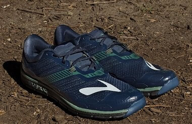 08ce1a9dc67f4 Brooks PureGrit 5 Trail Running Shoes Review 2017