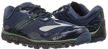 Brooks PureGrit 5 Trail Running Shoes Review picture