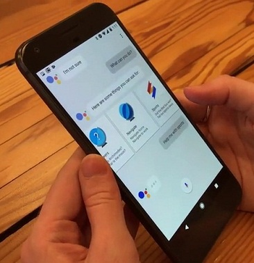 assistant App Google pixel Xl smart phone