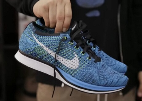 best shoes for spring 2017 2018 2019 Nike Flyknit Racer Sneakers for warm weather