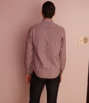 untuckit shirt back view review test put on 2017 2018 2016 with jeans fit