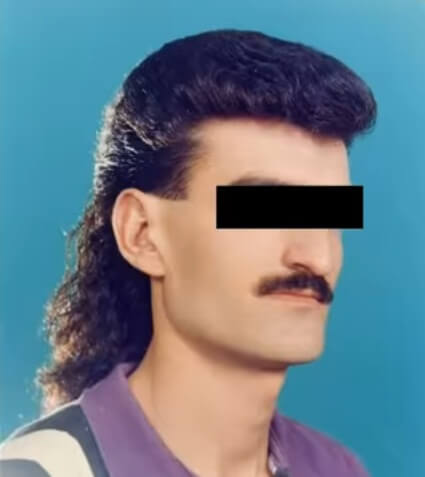 The Mullet haircut WORST Men's Haircuts