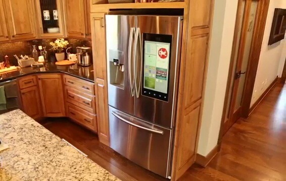 2018 Affordable Smart Samsung fridge Review 2018 2019 2017