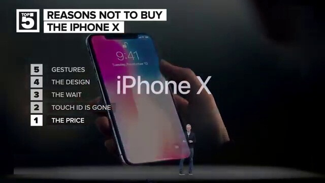 Should I Buy The Expensive IPhone X Mobile Phone 2018 2017