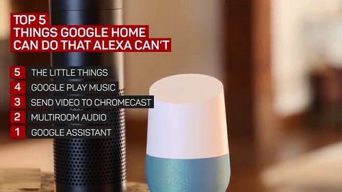 google home multi-room audio supports