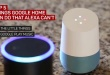 send video to a chromecast in google home
