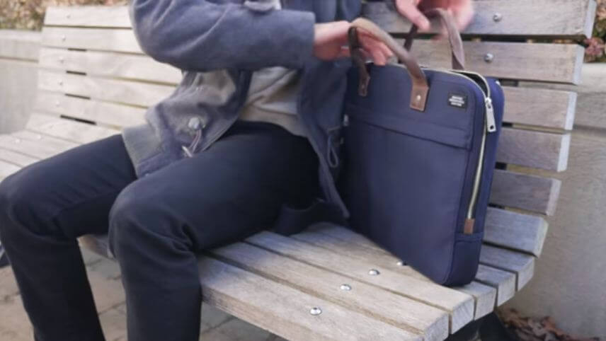 best slim sholder bag minimal for men 2018 2019 2020 2021