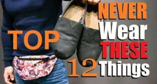 things you should not wear