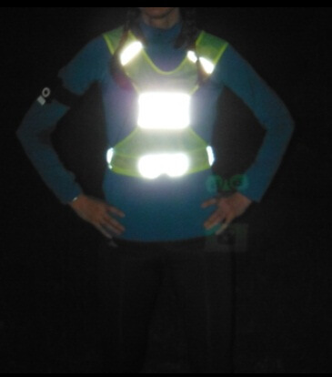 Nathan Streak light weight Reflective Vest
